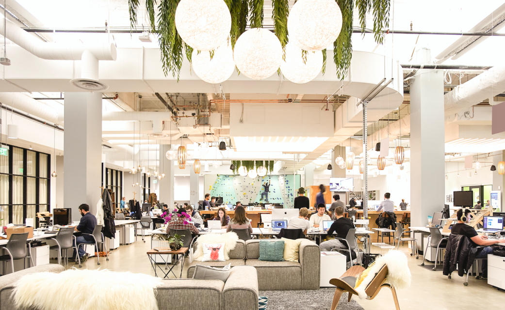 Why Do Coworking Spaces Work?